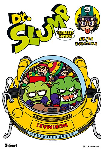 Docteur Slump perfect edition - Tome 09 : Perfect Edition