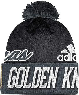 adidas Vegas Golden Knights NHL Cuffed Pom Knit Hat
