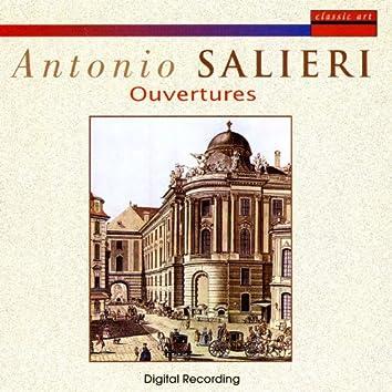 Antonio Salieri: Ouvertures
