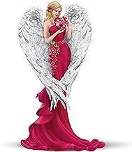 Thomas Kinkade Heart of Love Angel Figurine