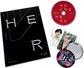 monsta x we are here versions