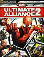 Marvel - Ultimate Alliance 2 Signature Series Guide de BradyGames