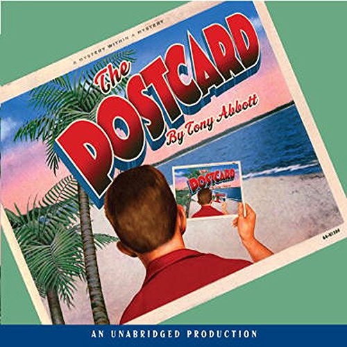 The Postcard audiobook cover art