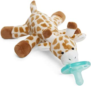 WubbaNub Infant Pacifier – Giraffe