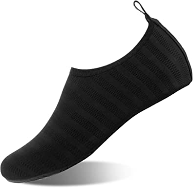 Water Shoes Swimming Mens Womens Summer Swim Barefoot Socks Skin Shoes for Beach Snorkeling Surfing Diving Yoga Exercise