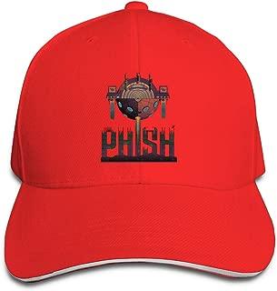 Phish Visor Hat Vintage Sandwich Cap Caps