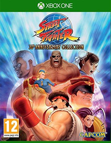 Street Fighter - 30th Anniversary