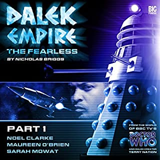 Dalek Empire 4.1 The Fearless Part 1 cover art