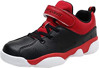 d2cb55572f0380 YIBLBOX Boys Girls Basketball Shoes Fashion Sneakers Sports Outdoor Running  Shoes (Little Kid Big
