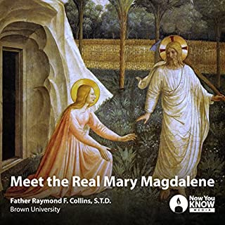 Meet the Real Mary Magdalene audiobook cover art