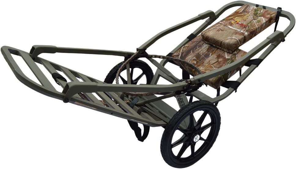 Max 74% Sales for sale OFF Sherpa Game Cart - API Model Stand Tree