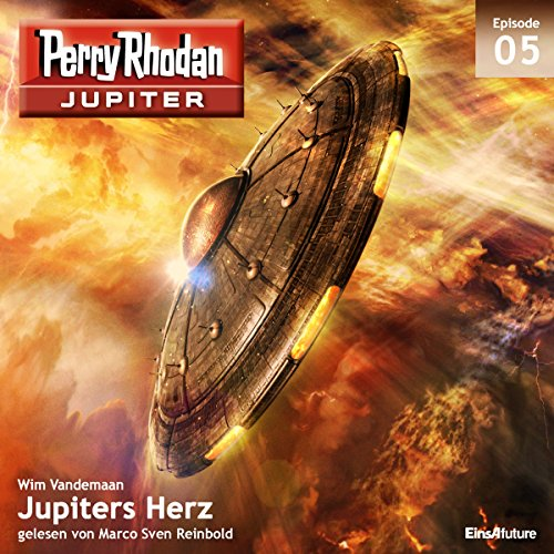 Jupiters Herz cover art