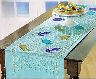 Mermaid 'Mermaid Wishes' Deluxe Table Runner Decorating Kit (13pc)