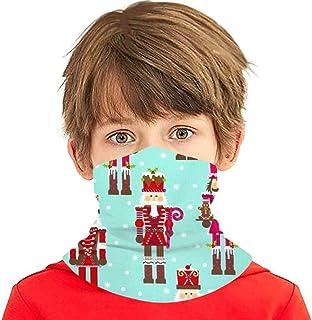 Niños Cara Cubierta Bandana Utcracker Navidad Fiesta de Navidad Niños Variedad Pasamontañas Mascarilla