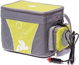 YOUANDMI 4L Kühlbox Tragbare Thermo Elektrische Kühlschrank Mit 12V Steckdose Für Auto Camping (48W)