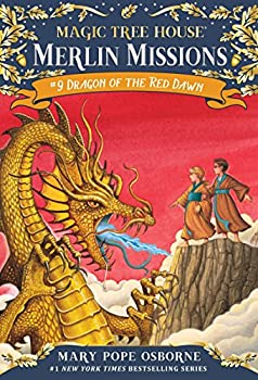 Paperback Dragon of the Red Dawn : Magic Tree House Book