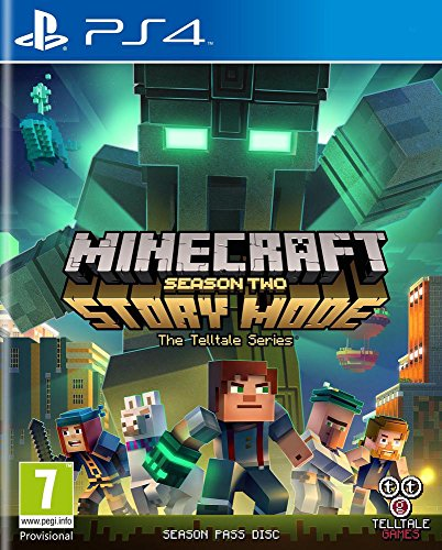 Minecraft: Story Mode - Saison 2 [Edizione: Francia]