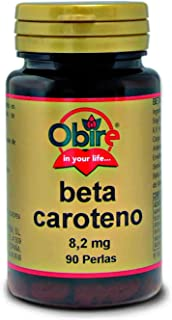 comprar comparacion Beta-caroteno 8,2 mg 90 perlas