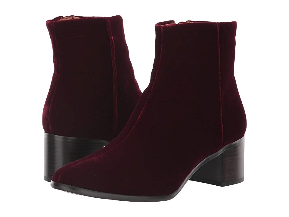 Patricia Nash Marcella (Bordeaux Velvet) Women