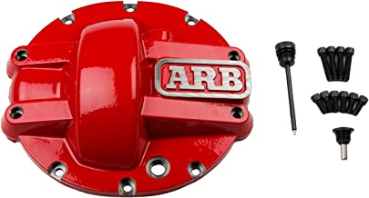 ARB 0750005 Differential Cover For Chrysler 8.25 in. 10 Bolt Red Differential Cover
