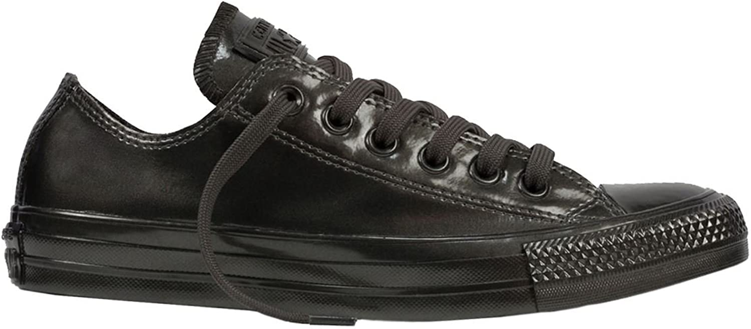 Converse Womens Chuck Taylor All Star Metallic Rubber Synthetic Trainers