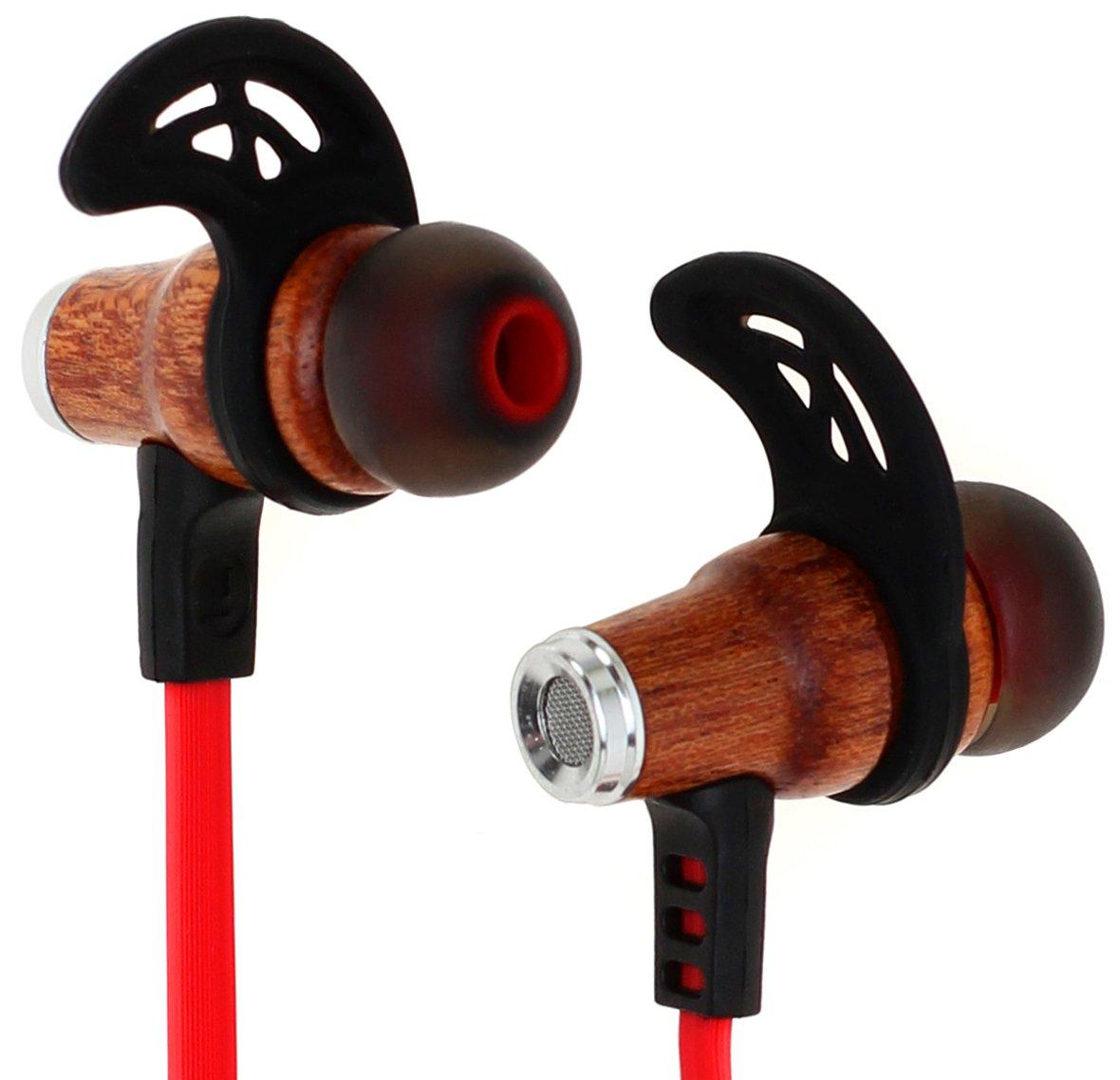 Symphonized Bluetooth Noise isolating Headphones Earphones
