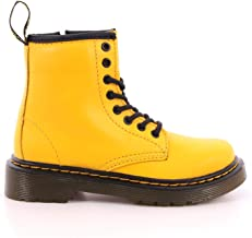 yellow dr martens 1460