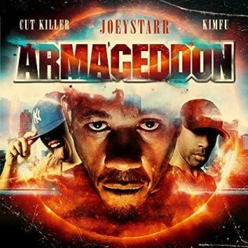 Armageddon (feat. DJ Naughty J, DJ R.ASH, Nathyboss, Nuby, Bustaflex, Youssoupha, Sefyu, Degom, Lady Laistee, Stephan Filey)