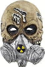 HUOQILIN Terror Biochemical Gas Mask Skull Cover L...