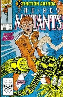 The New Mutants #95 : Shell Game (X-Tinction Agenda - Marvel Comics)