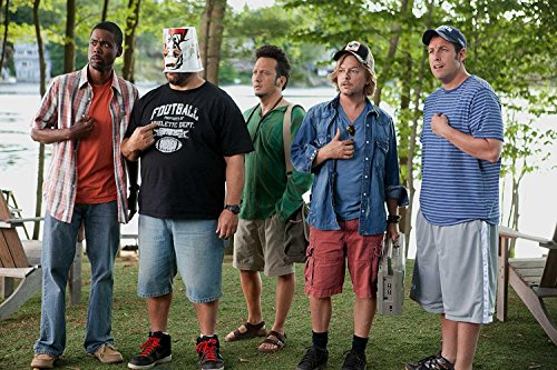 Grown Ups 2 Movie Poster Photo Limited Print 11x17 Adam Sandler Kevin James Chris Rock David Spade Shaq Taylor Lautner Salma Hayek #10