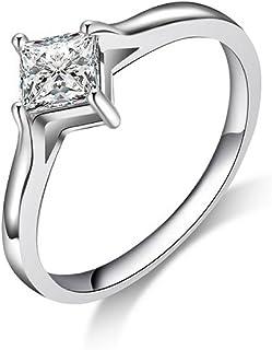 9db114c1e4bb0 Platinum Women's Rings: Buy Platinum Women's Rings online at best ...
