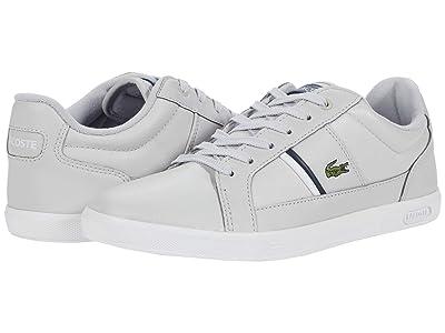 Lacoste Europa 0120 1 (Grey/White) Men