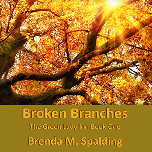 Broken Branches audiobook cover art