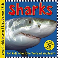 Sharks: With More Than 30 Stickers (Smart Kids)