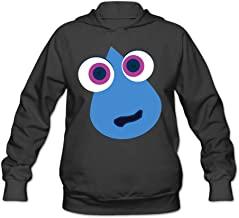 ShowTime Cartoon Dory Women's Long Sleeve Sweater Black