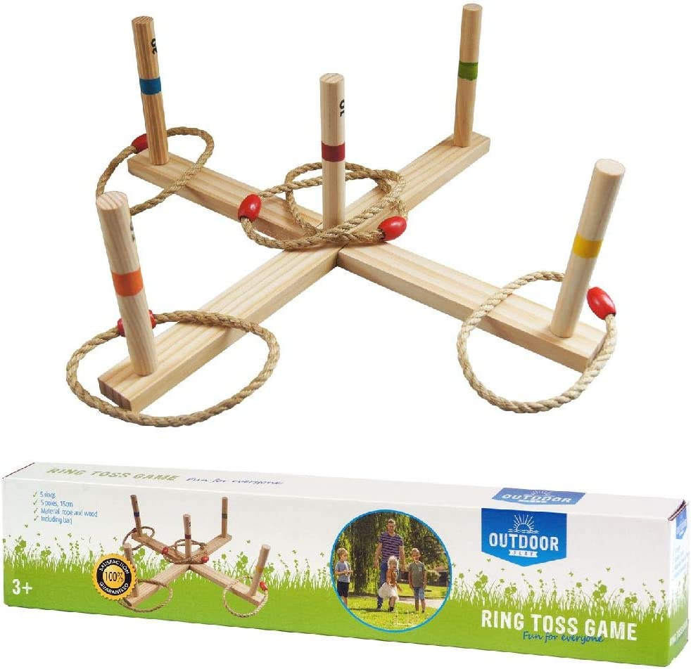 Max 53% OFF OUTDOOR 0713045 Play Toss Game Max 87% OFF Ring