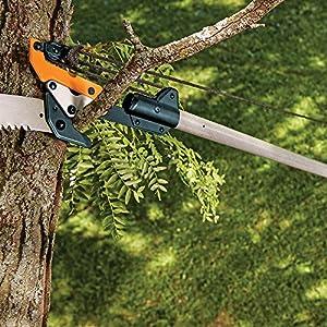 Fiskars Power-Lever Extendable Pole Saw & Pruner (7–14 Feet)