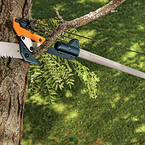 Fiskars 7-14 Foot Power-Lever Extendable