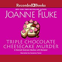 Triple Chocolate Cheesecake Murder (Hannah Swensen Mysteries, 27)