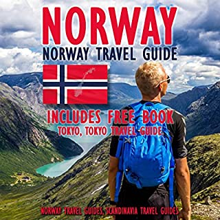 Norway audiobook cover art