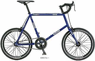 "GIOS(ジオス) FELUCA PISTA(フェルーカ ピスタ) ミニベロバイク20"" [GIOSブルー]"
