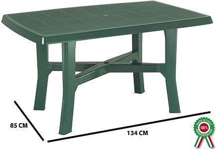 Amazon.it: tavoli plastica da giardino: Casa e cucina