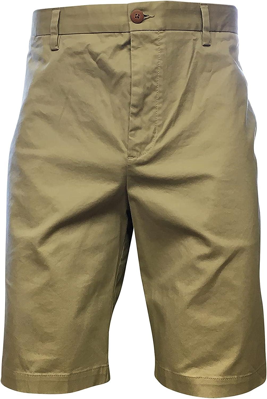 Tommy Miami Mall Bahama Top Sail Front Shorts Khaki Overseas parallel import regular item Flat