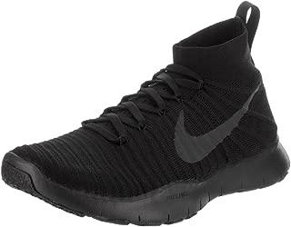 Nike Men's Free Train Force Flyknit Training Shoe Black/Black/Black