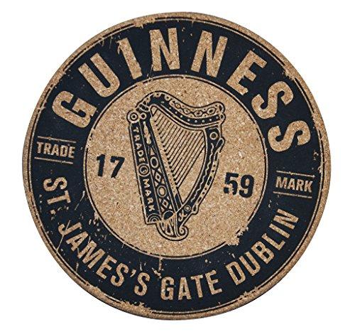 Guinness, tovaglietta in sughero
