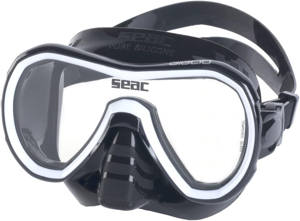 Seac Louisville-Jefferson County Mall Giglio Snorkeling Charlotte Mall and Swimming Soft Single Silicon Mask le
