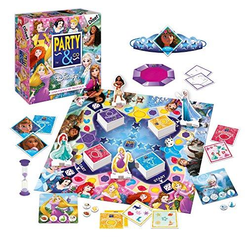 Disney 260 Princesas Disney, Azul / Rosa ,...