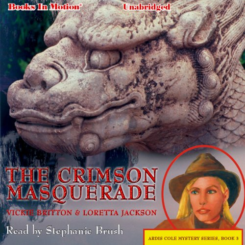 Couverture de The Crimson Masquerade