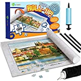 Best Puzzle Roll Ups - D-FantiX Jigsaw Puzzle Mat Roll Up, Puzzle Saver Review
